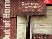 Clarinet Factory: Out Of Home (recenze CD)