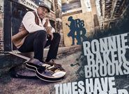 Ronnie Baker Brooks – most mezi blues a hiphopem