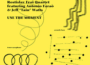 Use The Moment – nové CD saxofonisty Fraše